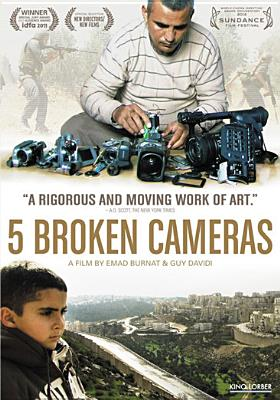 5 BROKEN CAMERAS BY DAVIDI,GUY (DVD)