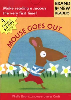 Mouse Goes Out By Root, Phyllis/ Croft, James (ILT)